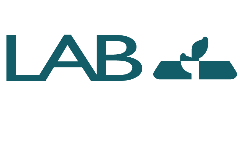 Lab Effects Logo White Outline