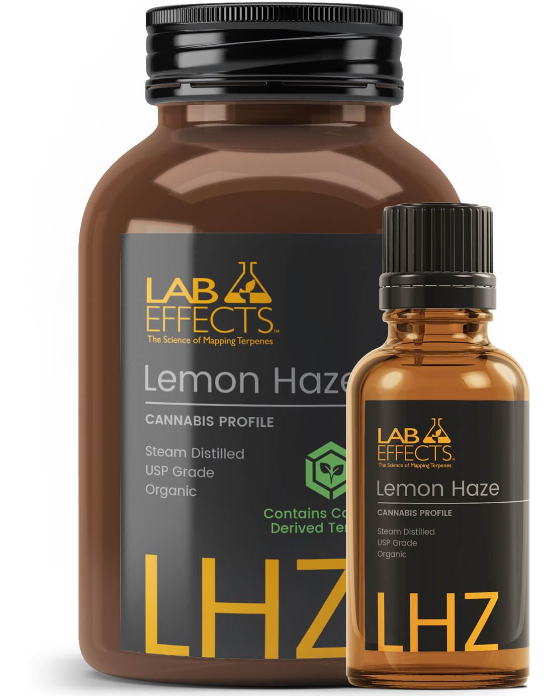 Lemon Haze Cannabis Profile Matching Terpenes Lab Effects
