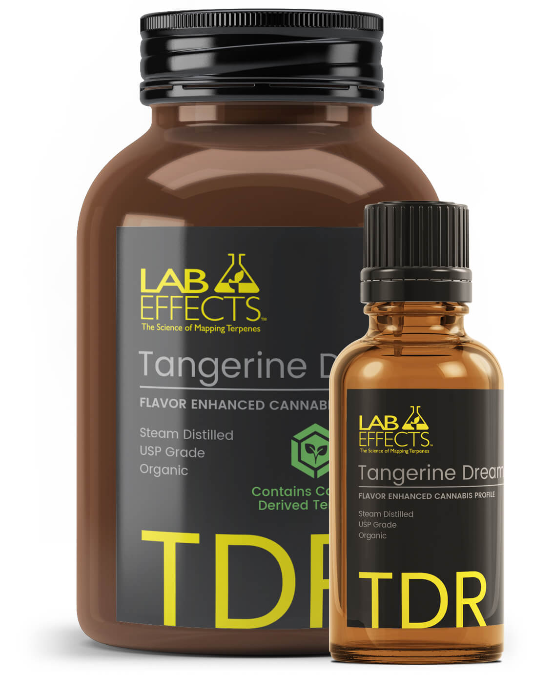 Lab Effects Tangerine Dream Terpenes