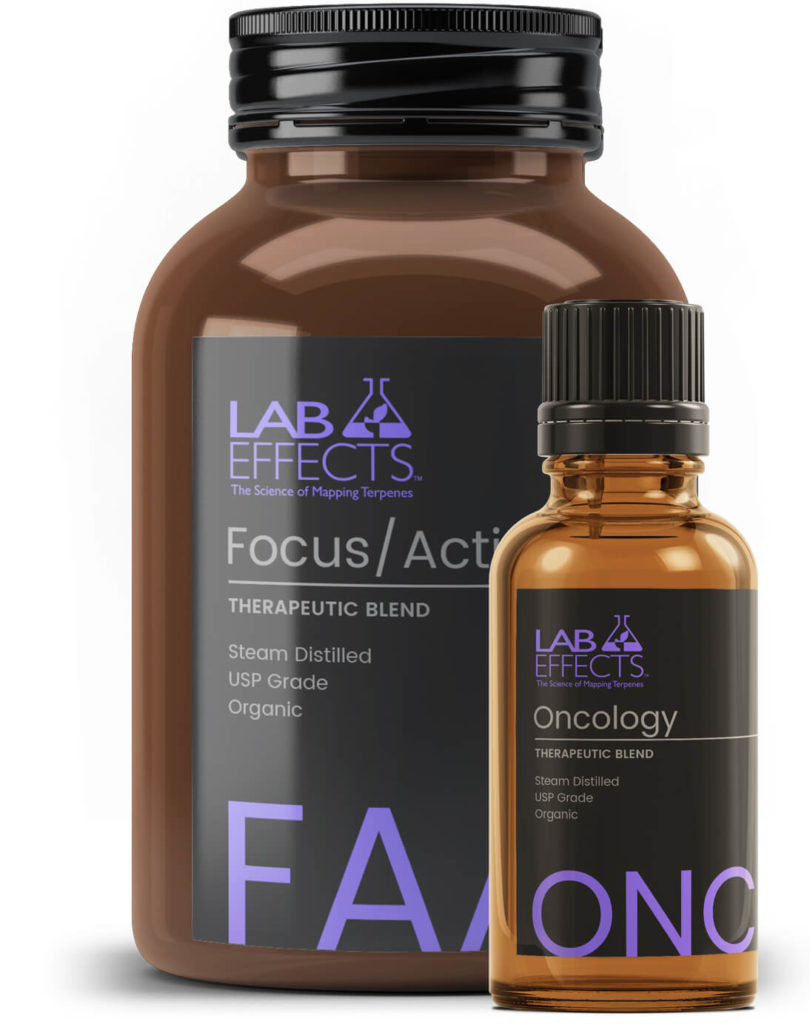 lab effects popular therapeutic blends