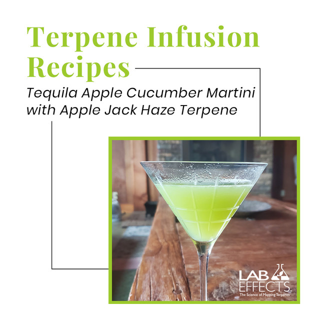 lab effects terpene recipe martini