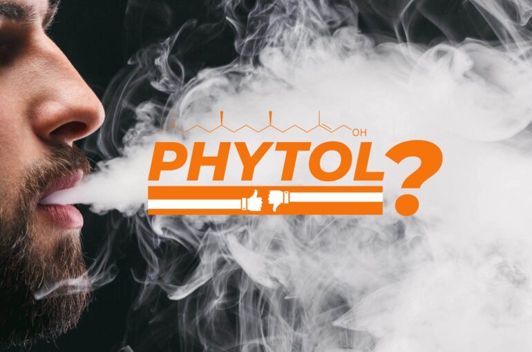 """Canopy Asks, """"Is Phytol Safe to Vape?"""" Despite Serious Flaws in Their Controversial Paid-For Study."""