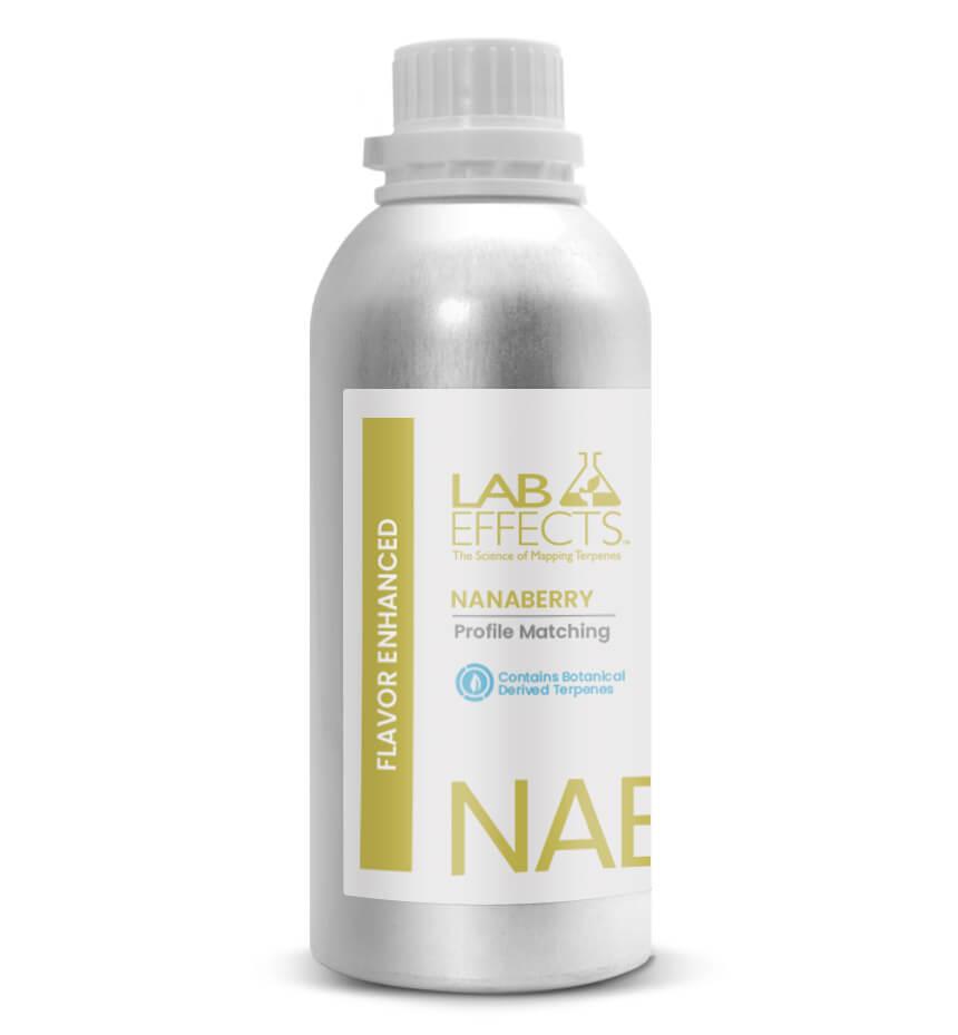 Flavor Enhanced Terpenes Lab Effects Bottle